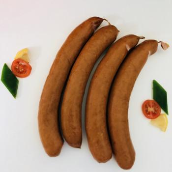 Saucisses de Francfort x4