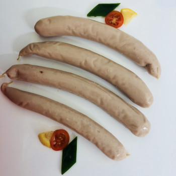 Saucisses blanches emmental x4