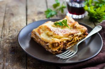 Lasagnes au boeuf charolais