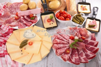 Assortiment Raclette