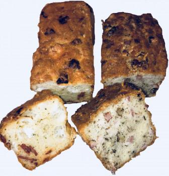 Cake Jambon/Olives