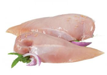 Filets de poulet x2