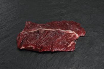 Steaks onglet *** à griller (VBF) x2