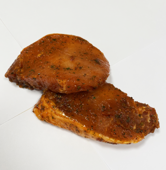 Pavés de porc marinées à la provençale x2