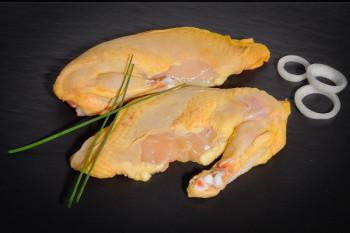 Suprême de poulet fermier x2